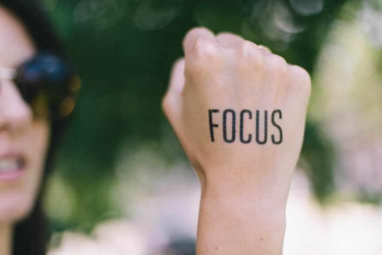 Fixez de petits objectifs pour débuter.