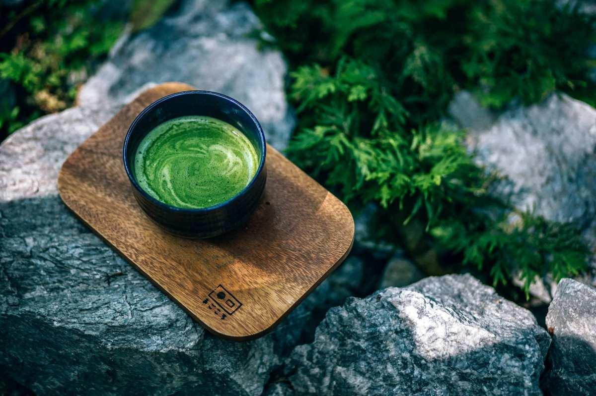 13 raisons de boire du thé vert matcha japonais