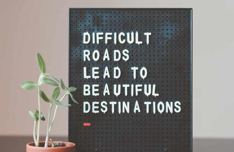 Une résolution doit être inspirante et nous tirer vers l'avant.