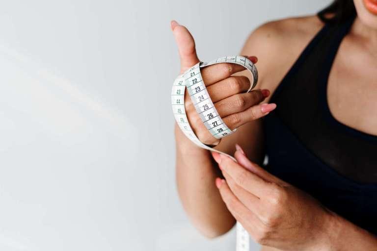 Impact de la quantité de poids perdue