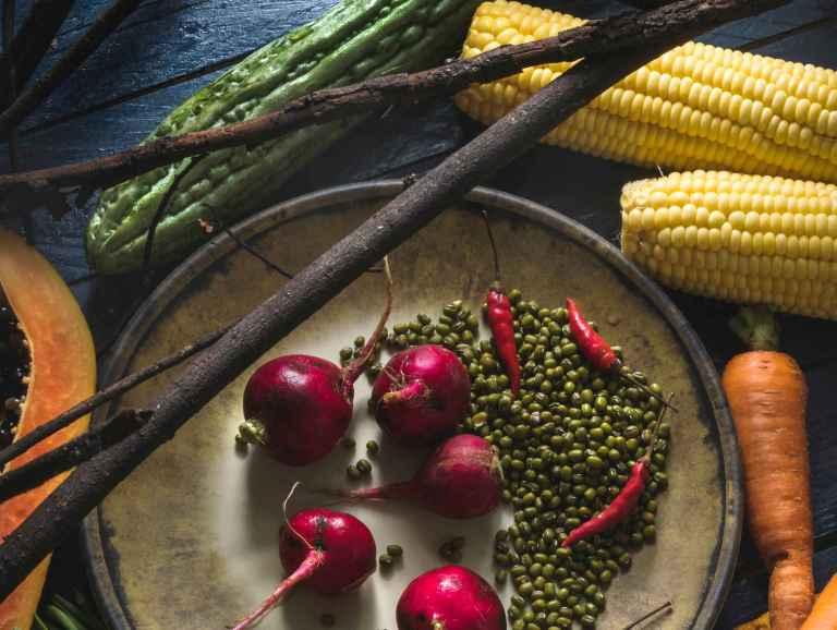 Consommez des légumes et fruits naturels ou bio