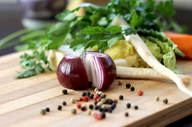 Manger des épices et des végétaux chaque jour