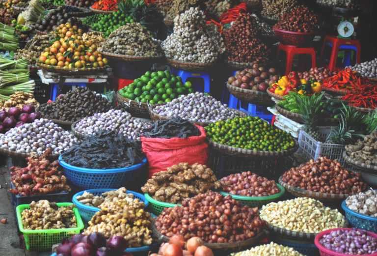Ne passez pas à côté des vertus des fruits et des légumes