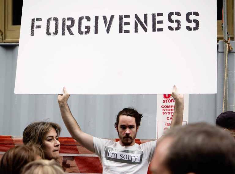 Pardonner et refaire confiance