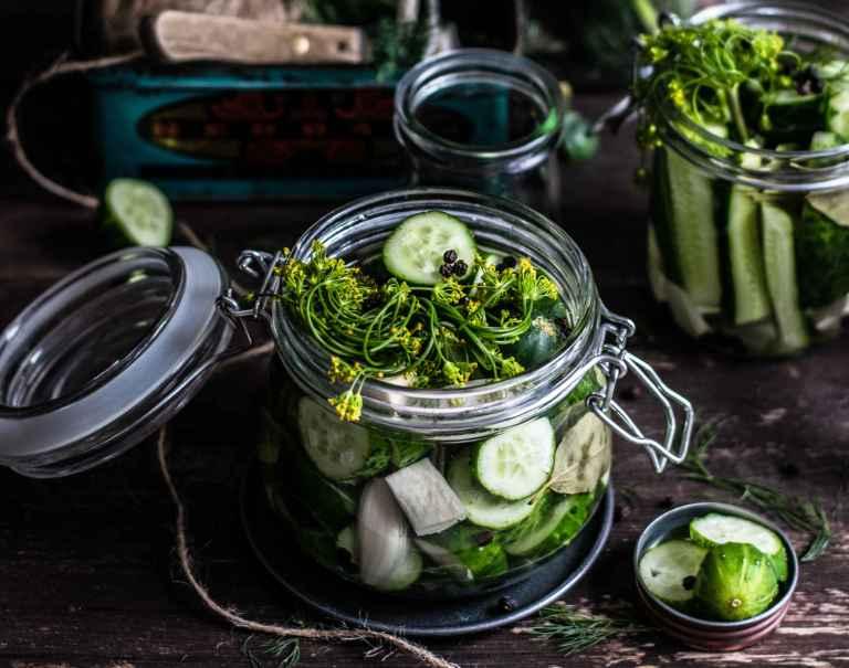 Crus, cuits ou en bocaux, mangez des fruits et légumes !