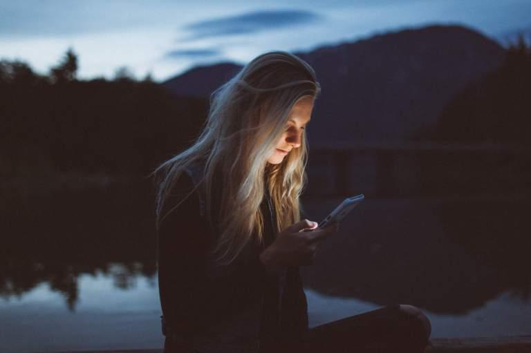 L'influence négative des médias sociaux