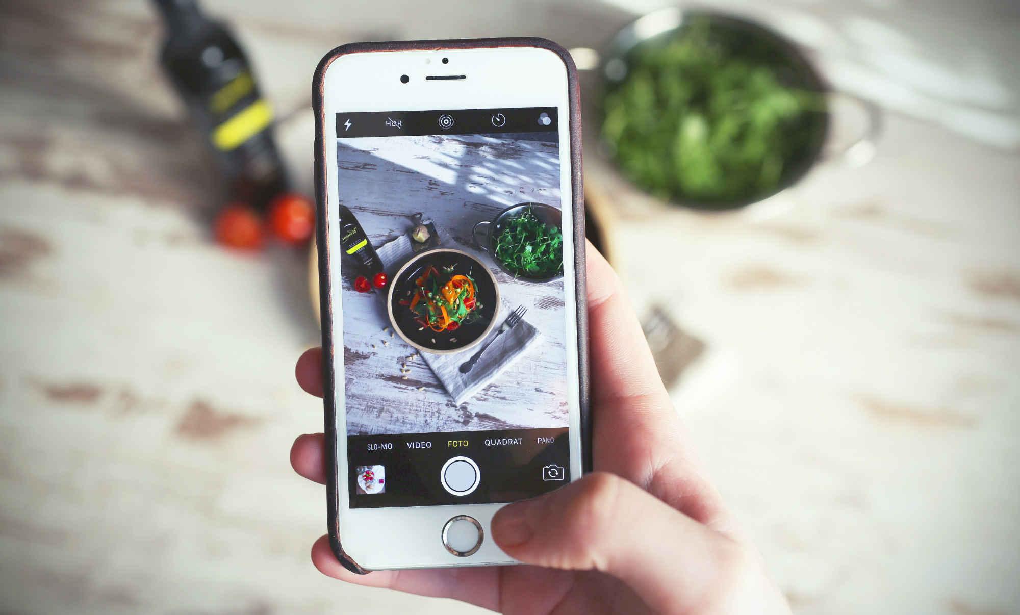 Le potentiel des approches en santé numériques pour un régime alimentaire