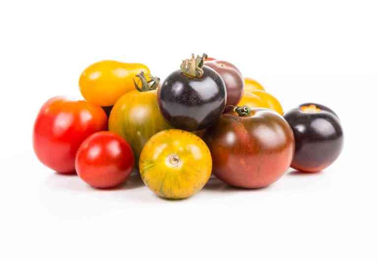 Tomates, couleurs et antioxydants