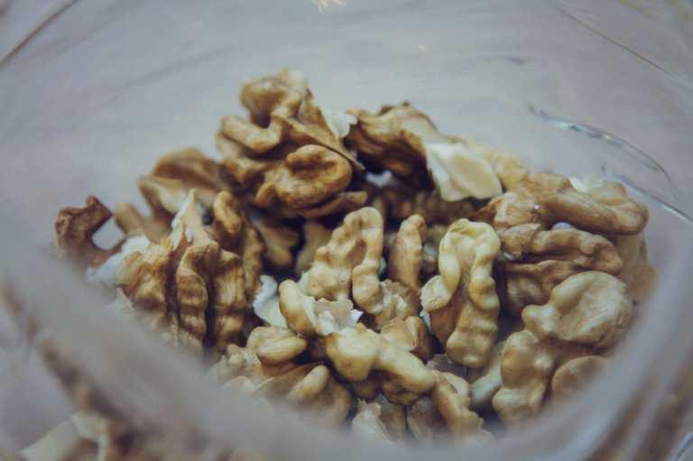 Les noix sont un bon substitut des graisses saturées
