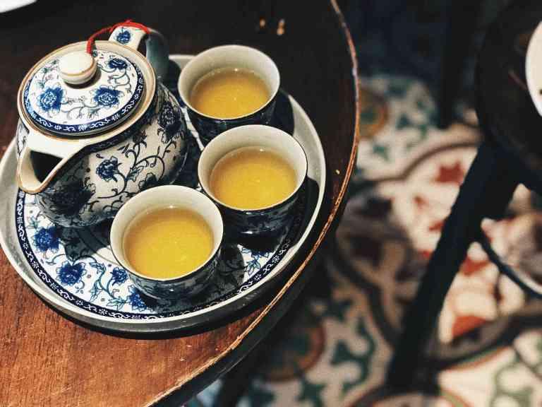 Les bienfaits du thé vert sur la santé