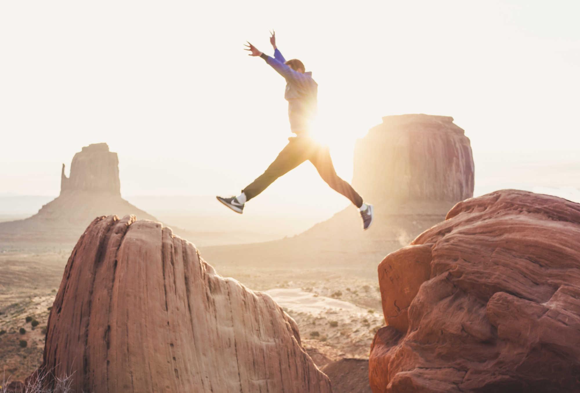 Persévérer envers nos objectifs de vie renforce la santé mentale
