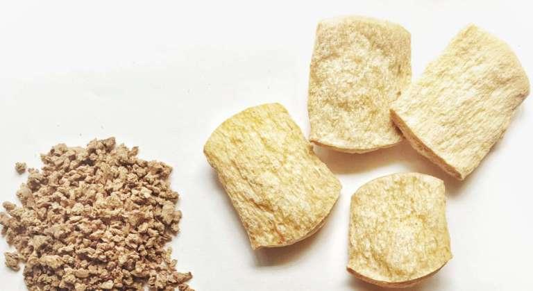 Le soja est une bonne protéine végétale