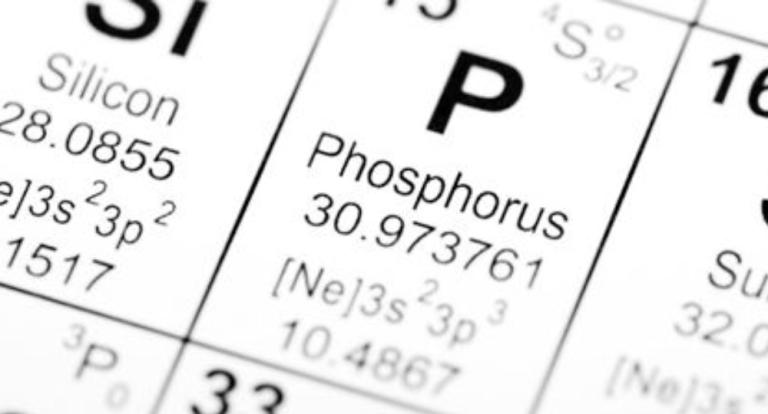 Qu'est-ce que le phosphore alimentaire ?