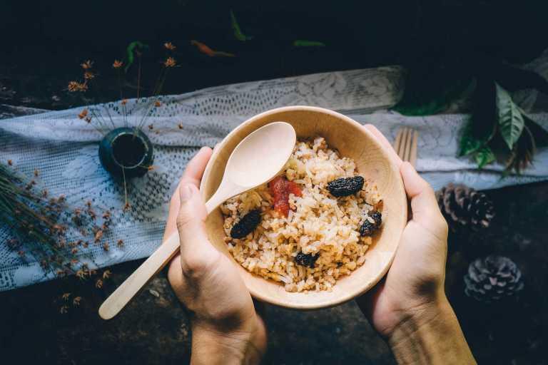 Exemples d'aliments avec un IG faible et élevé