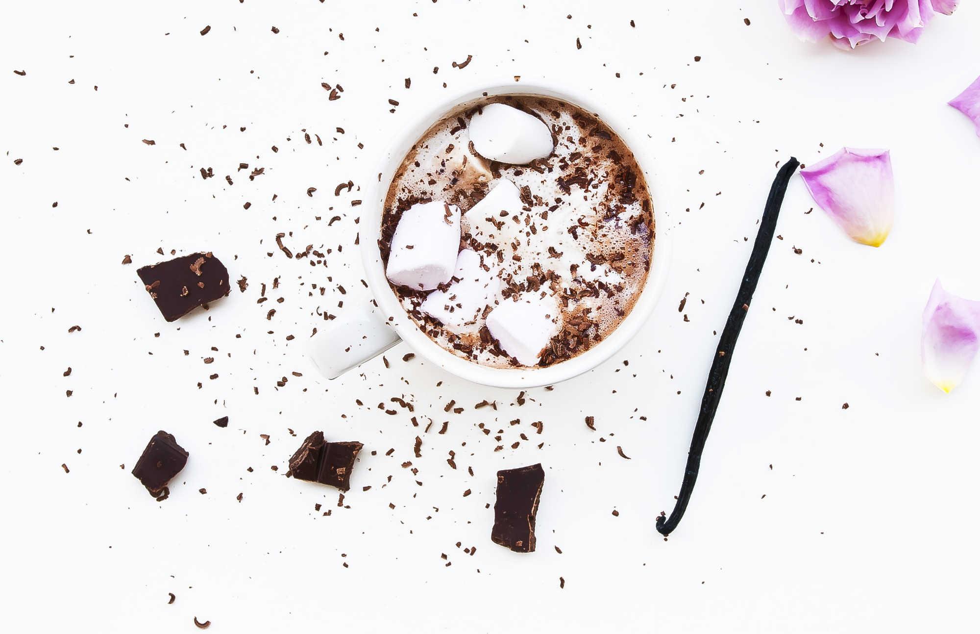 La vanille pour réduire l'apport en sucre