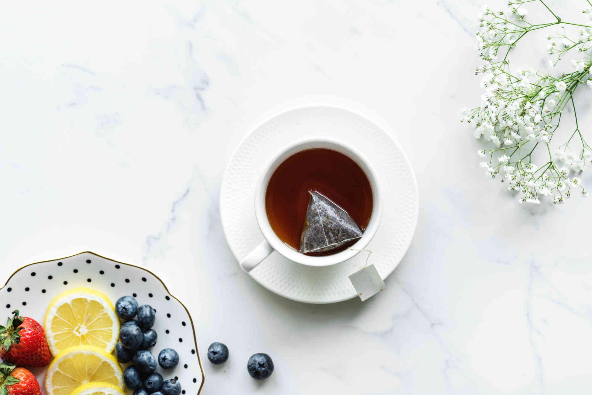 Les bienfaits d'un régime riche en flavonoïdes