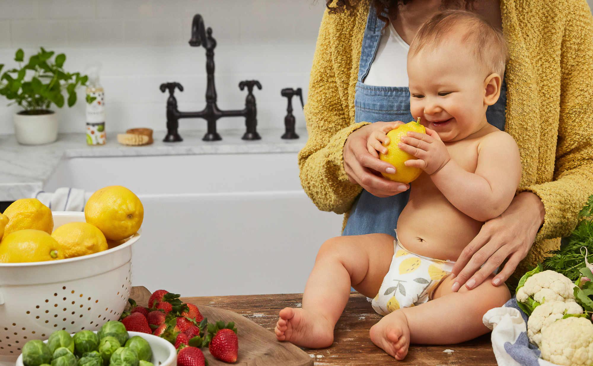 Comment apprendre aux enfants à manger plus sainement ?