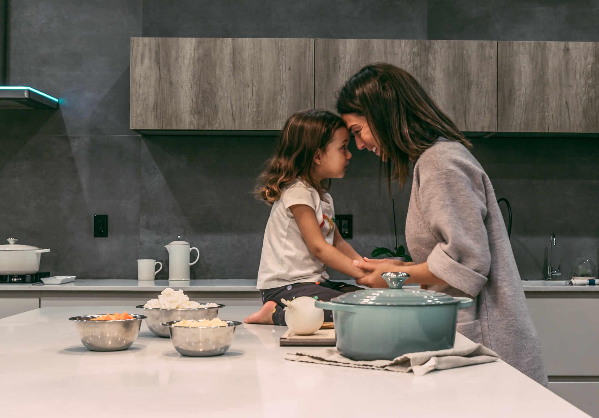 La communication encourage une alimentation saine chez les enfants