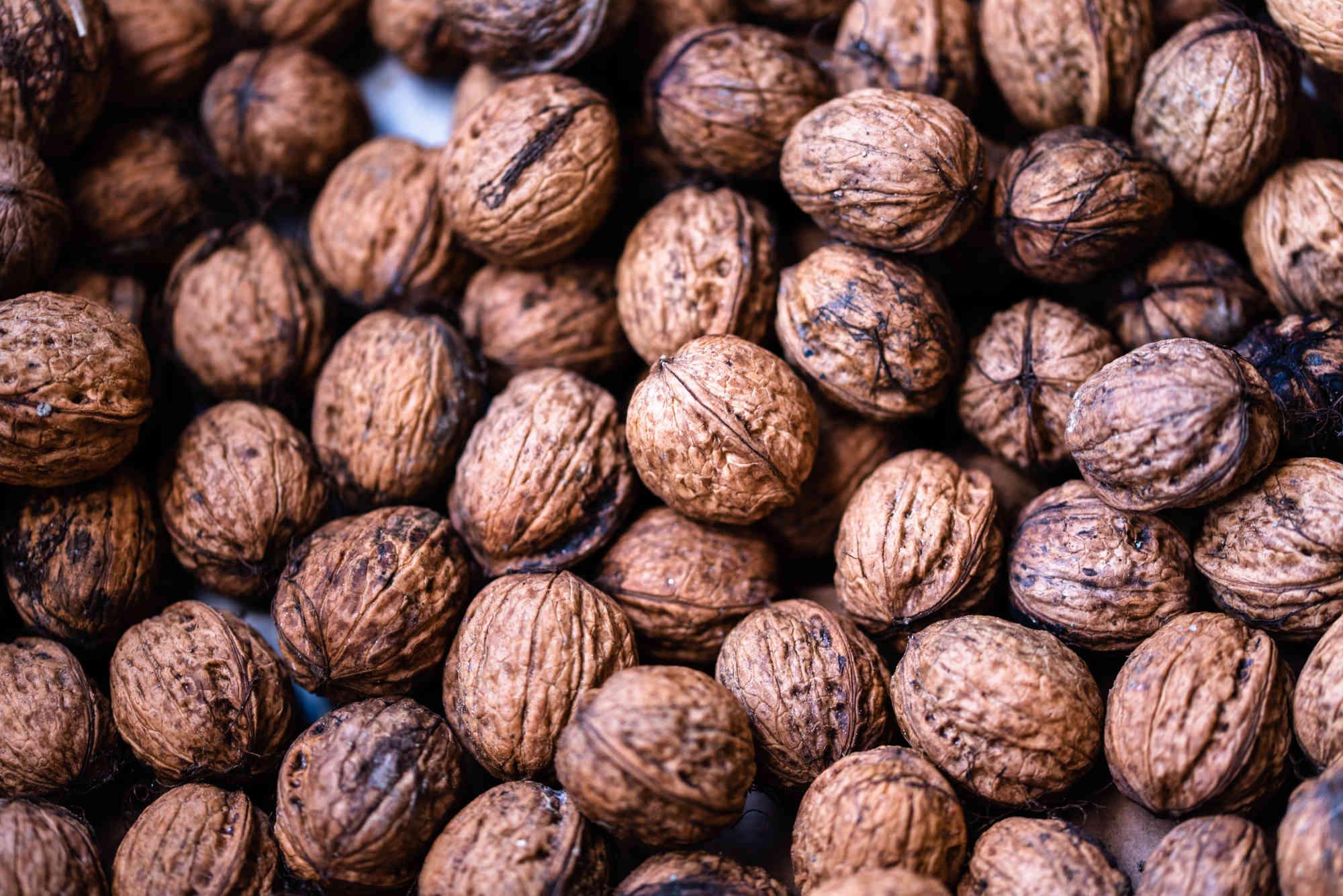 Une supplémentation alimentaire en noix a montré des effets significatifs