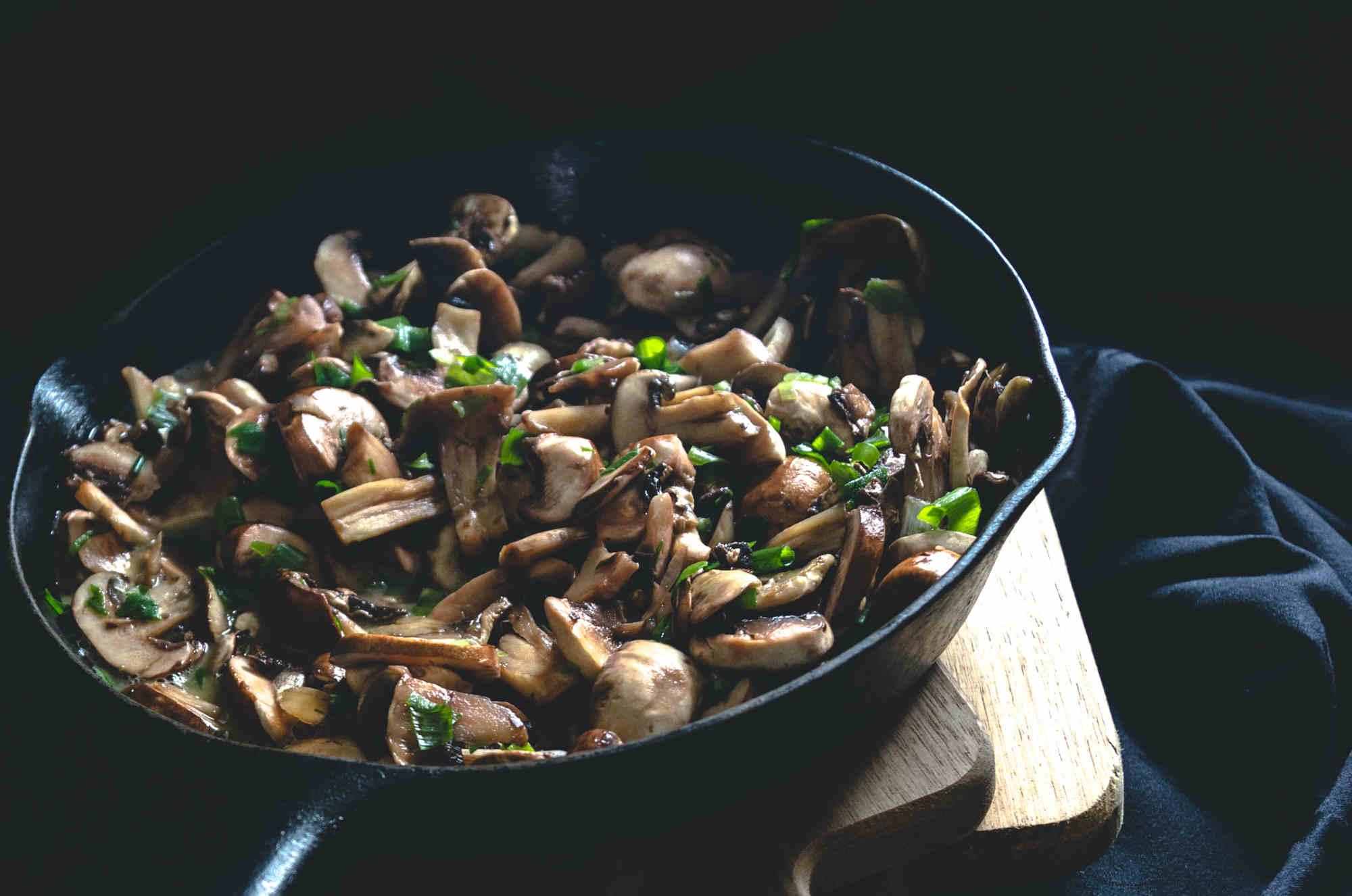 Une étude qui confirme l'intérêt de consommer des champignons