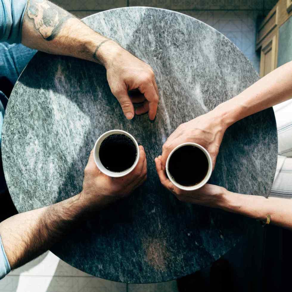 Les buveurs de café ont des microbiotes intestinaux plus sains