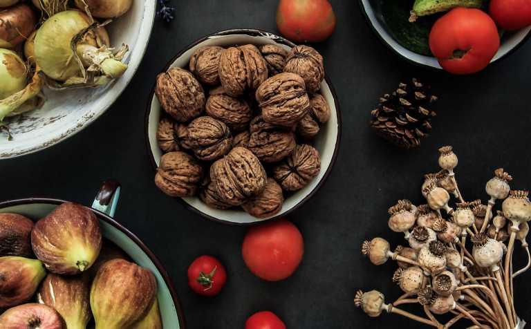 Les noix aident à promouvoir la santé cardiaque et la santé intestinale