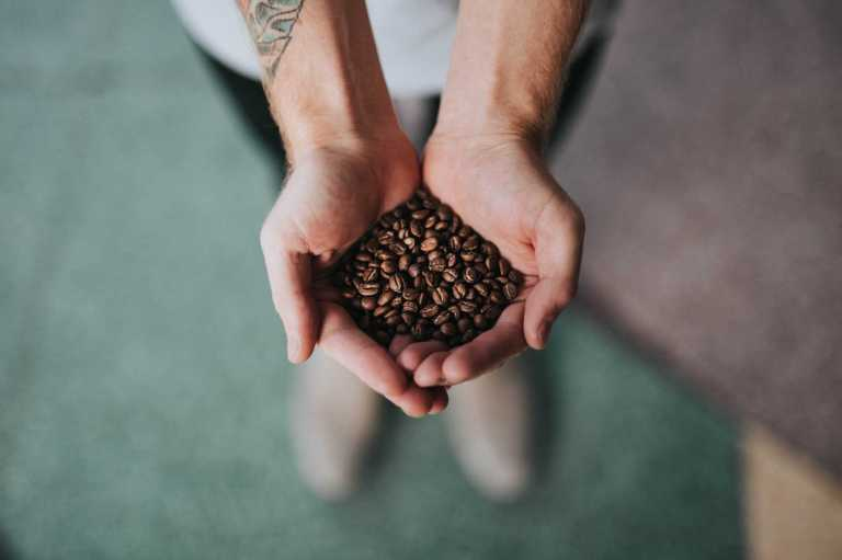 Mathématiques et grains de café