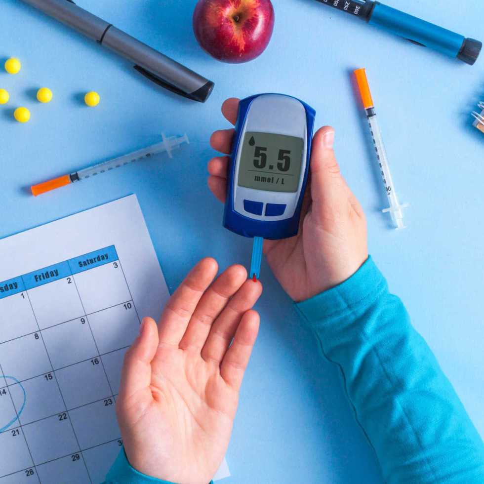 Les boissons et suppléments de cétone facilitent le contrôle glycémique