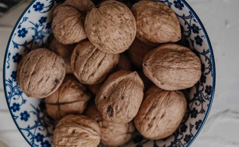 Des nouvelles preuves complémentaires sur les noix