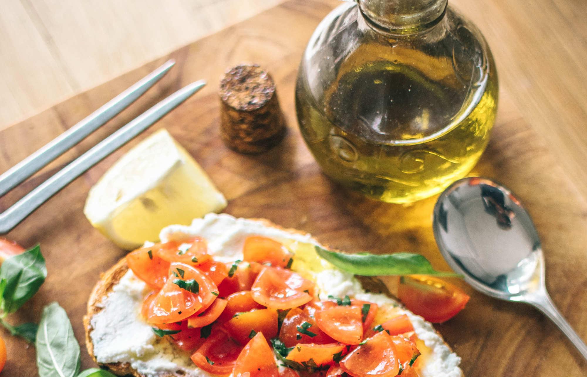 Huile d'olive et régime méditerranéen unis contre les maladies liées au vieillissement