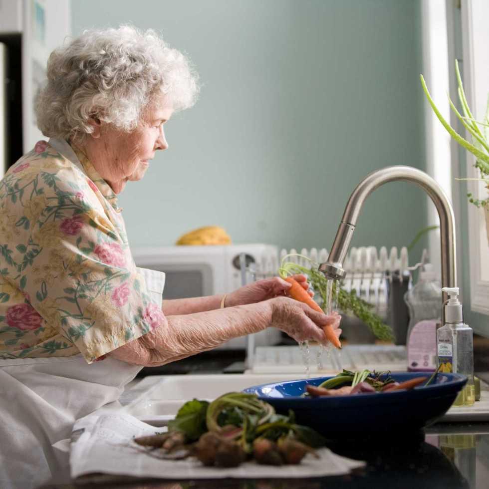 Les bénéfices d'une bonne alimentation quand on est senior